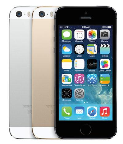 iPhone 5S 深空灰
