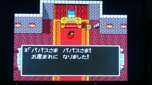PS3上玩超任经典游戏勇者斗恶龙之天空的新娘