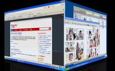 3D虚拟桌面YODM3D